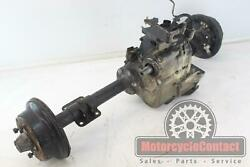 05 2005 Mule 620 2x4 Transmission Axle Brake Brakes Differential Reputable