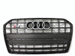 Audi A6 S6 C7 Front Bumper Radiator Grille 4g0853651ab Cka New Genuine