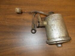 Mg Td Mgtd Mgtf Tf Used Oil Filter Housing With Pipes