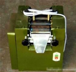 Three Roll Grinding Machine 3-18 UM3 Times 5KgH Zirconia Ceramics Rollers fg