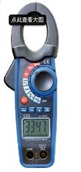 Cem Dt-3345 1000a Ac True Rms Clamp Meters Clamp-table Cm