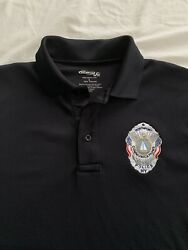 Northport Police Suffolk County New York Shirt L New Scpd Long Island Nypd