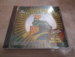 Nfl Green Bay Packers The Cheese Head Special Cd By Elroy And The Diehards