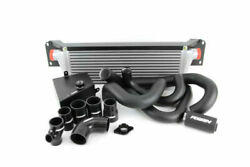 Perrin Front Mount Intercooler Fmic W/ Boost Pipings For 15-20 Wrx Silver