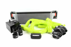 Perrin Front Mount Intercooler Fmic W/ Boost Pipings For 15-17 Sti Silver