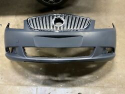 2010 2011 2012 2013 Buick Lacrosse Front Bumper Cover + Upper Grille