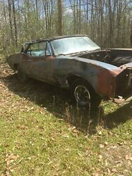 68 Gto Convertible Parts Only