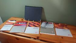 Seat Leon 1m Cupra Owners Manuals And Official Wallet Folder