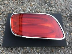 Bentley Continental Gt And Gtc Rear Left Tail Light