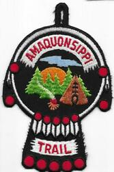 Amaquonsippi Trail Patch Prairie Council Boy Scouts Of America Bsa
