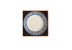 Hermes Early America - Dish From Presentation In Hermes Porcelain