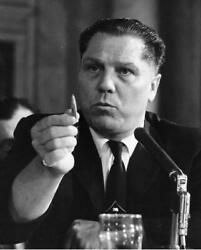 Jimmy James Hoffa Glossy Poster Picture Photo Banner Print Teamsters Union 5741