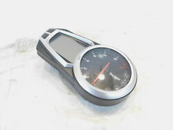 2013-2016 Triumph Street Triple R And Rx Instrument Cluster Speedometer Tach
