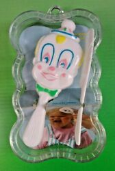 Vintage Baby Brush And Combs Nursery Needs By Sanitoy 1991 Usa