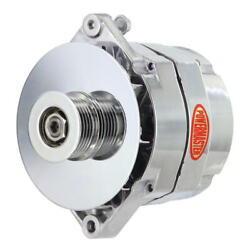 Powermaster Alternator 8-66140-344 Motorola Replacement 150a Polished For Jeep