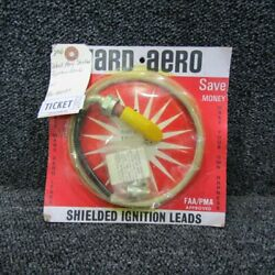 100-27 Ward Aero Shielded Ignition Cable New Old Stock