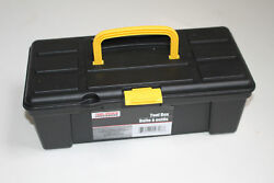 Portable Toolbox Hand Held Carry Storage Lockable Small Tool Box NEW 12*x5*x5