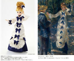 Takara Tomy Renoir Licca-chan Renoir Exhibition Limited To 1000 made In Japan
