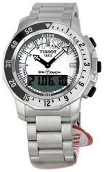 New Reloj Tissot T026.420.11.031.00 Sea-touch Series Mens Watches New