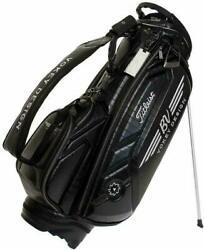 Titleist Vokey Design Stand Caddie Bag CBS9VW Black Color Model New