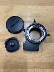 Sony Pl To Sony Fz-mount Adapter With Hirose 12-pin Connector Mfr Lafzpl12p