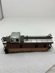 Ho Scale Lionel Sp Southern Pacific Cupola Caboose 98604 Repair Shell M6