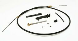 Lower Shift Cable Assembly For 1977 Mercruiser 228 250 898 Boat Marine Engines