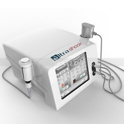 Body Massage Ed Pneumatic Shock Wave Ultrasound Wave Therapy Machine Pain Relief