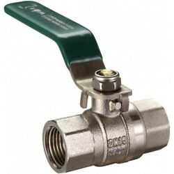 Logi Valve Brass Lever Handled Ball Valve Dual Approved-40mm 50mm 65mm Or 80mm
