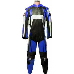 Rtx Raptor Super Sport Track And Road Armored Ce Leather Motorcycle 1pc Biker Suit
