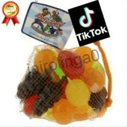 Dely Gely Fruit Jelly Tik Tok Candy 25 Pieces Count Per Bag - Fast Shipping