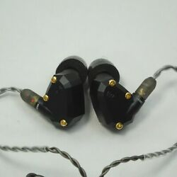 Campfire Audio ANDROMEDA Special Edition Gold Earphone GOOD FShipping (d2353
