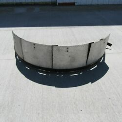 Cowl Ring Half Assembly W/ Flaps Core