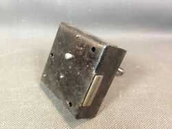 Antique Keyhole Of Door New With Key French Old Locks Patch