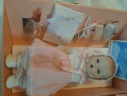 Danbury Mint Tiny Tears Special Edition Porcelain Collector Doll 1991-2001