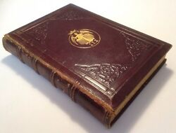Paston Letters, John Fenn, 1840 Edition In Two Volumes Combined, Gauffered Edges