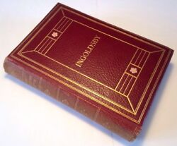 The Ingoldsby Legends Or Mirth And Marvels By Thomas Ingoldsby, 1910 Antique