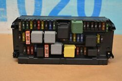12-14 W218 Mercedes Cls550 Front Left Engine Bay Sam Control Fuse Relay Box 4