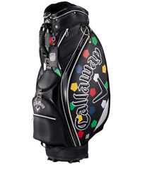 Callaway Truvis Design Stand Cassie Bag SPL-I SS 20 JM Black Color Model New