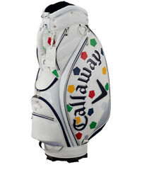 Callaway Truvis Design Stand Cassie Bag SPL-I SS 20 JM White Color Model New