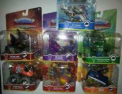Skylanders Super Chargers Vehicles Lot Of 7 Activision 2015 Sky Landers New