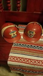Toy 1950s Soap Box Derby Chevrolet Hats