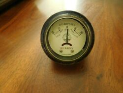 Euclid Amperes Gauge 1920and039s 1930and039s 30 D.c. The Pioneer Us Gauge Company