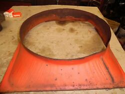 Ford 600,800, Naa Jublee  Tractor Radiator Fan Shrould 4 Cylinder