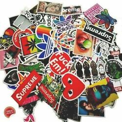 100 sticker hypebeast Stickers Pack for skateboard laptop carweed bape