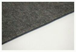 """Carpet Pad Insulation 1/4 Inch Thick Automotive Jute Padding 36""""w By The Foot"""