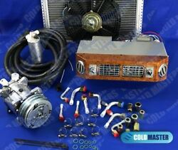 New A/c-kit Evaporator 406-1w H/c Heat And Cold With Elec Harness 12x16 Condenser