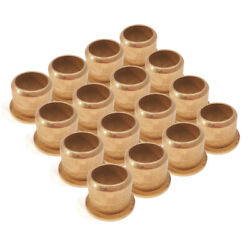 Pack Of 16 Caster Bushings For Wright Stander Ws32, Ws36, Ws42, Wss48 Deck