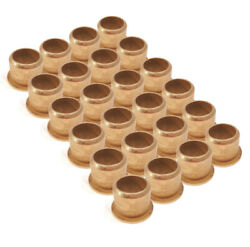Pack Of 24 Caster Bushings For Wright Stander Ws32, Ws36, Ws42, Wss48 Deck