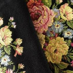 Multi Texnova Floral Bouquet Tapestry Home Decorating Fabric Fabric By The Yard